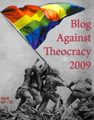 Tengrain blog against theocracy