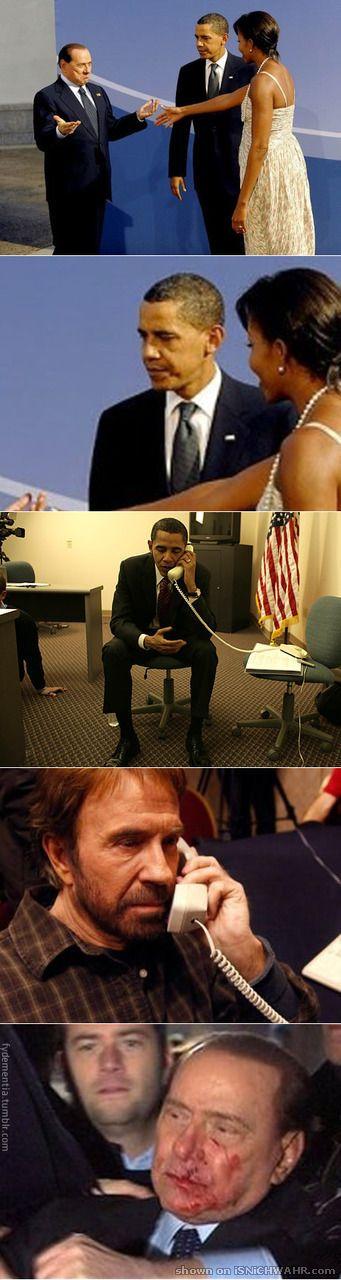 Obamanorris