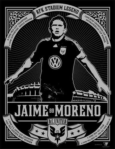 Jaime Moreno Poster 2010